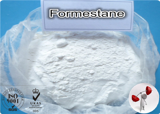 China Formestane White Crystalline Powder CAS 566-48-3 để giảm cânon sales